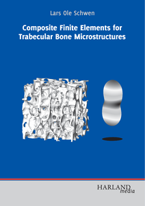 Composite Finite Elements for Trabecular Bone Microstructures